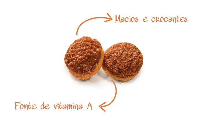 Biscoito Casadinho Mesclado